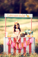 Henley Brook 3rd Birthday {Lemonade Stand}