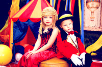 Circus Fairytale Shoot- Lauren Hunt